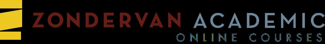 Zondervan Academic Online Courses